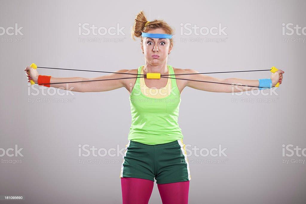 Tough Girl Stock Photo - Image: 56170258