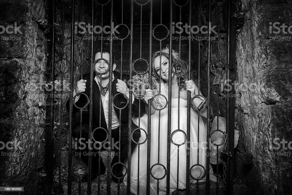 funny grooms royalty-free stock photo