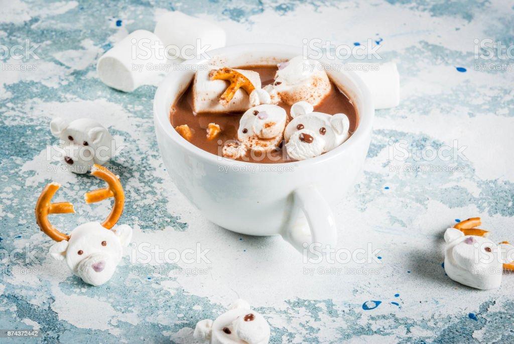 Hot chocolate bear