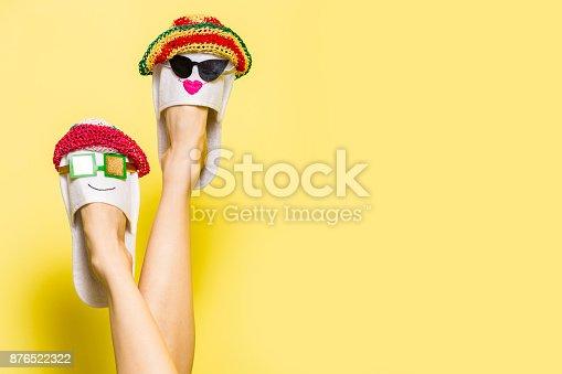istock Funny legs 876522322