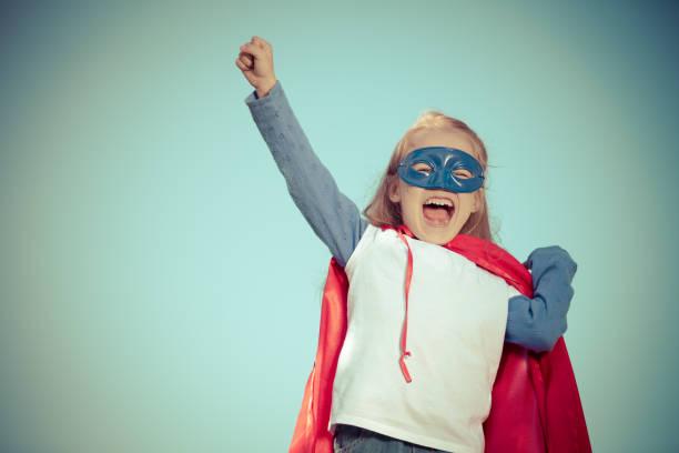 Funny little girl playing power super hero picture id958526886?b=1&k=6&m=958526886&s=612x612&w=0&h=8yukslfkb50ljjz wmfik5zdzaofaij3stz sfn9v10=