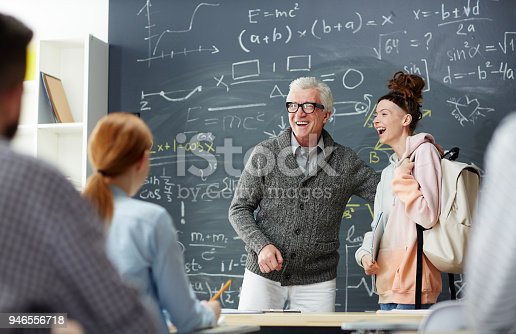 istock Funny moment 946556718