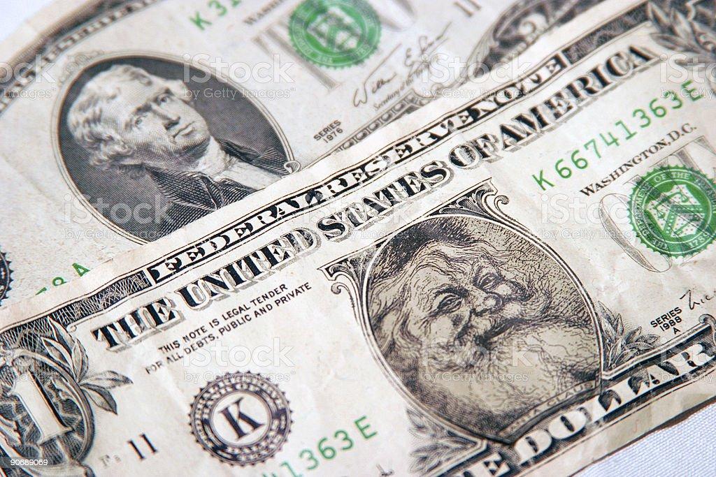 Funny Money royalty-free stock photo