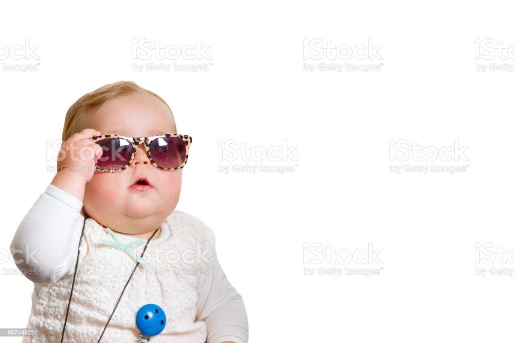 Lustige Toder mit Sonnenbrille – Foto