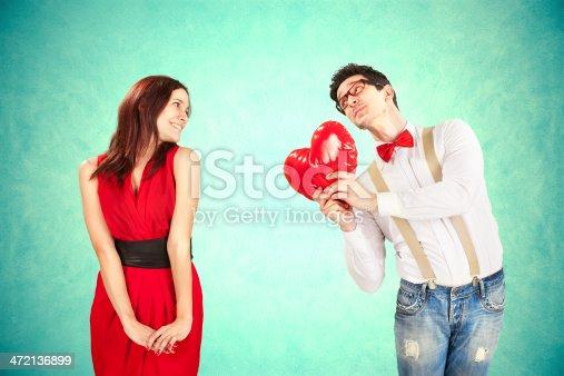 istock Funny Valentine's Day 472136899