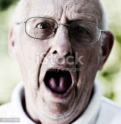 661896674istockphoto Furious 90 year old man shouting in rage 617757450