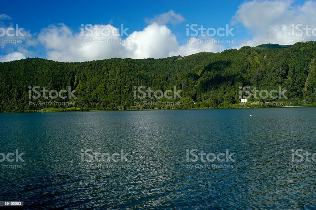 furnas royalty-free stock photo