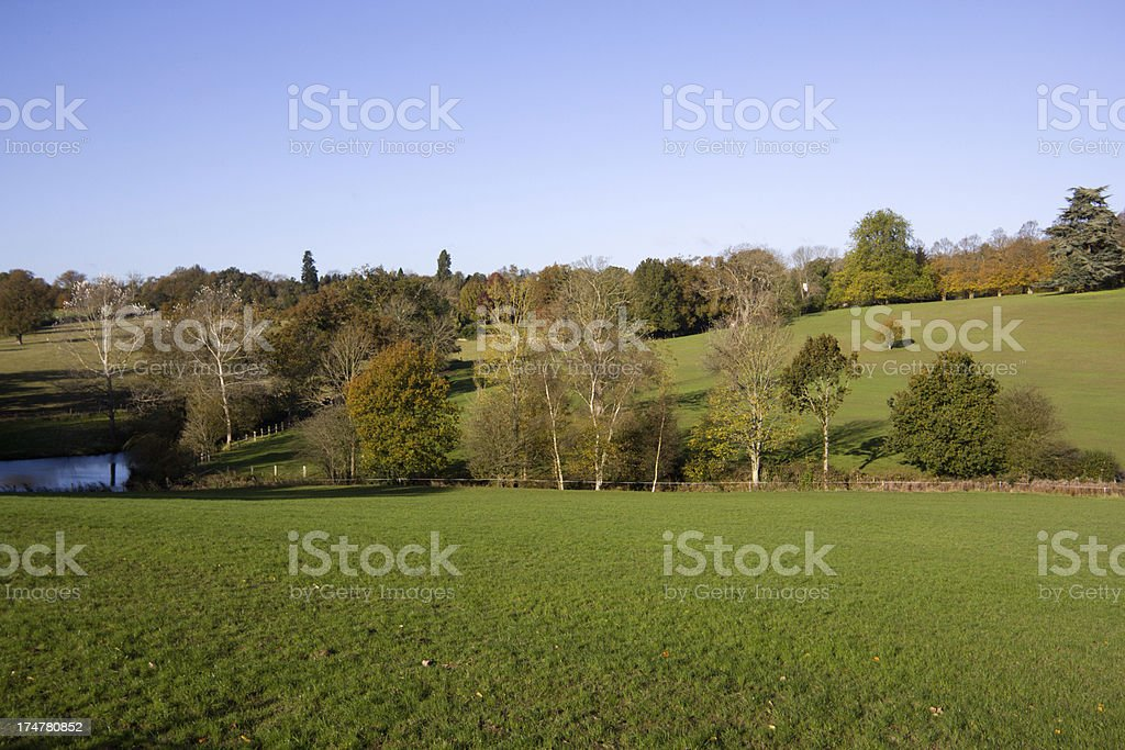Furner's Green in East Sussex, England stock photo
