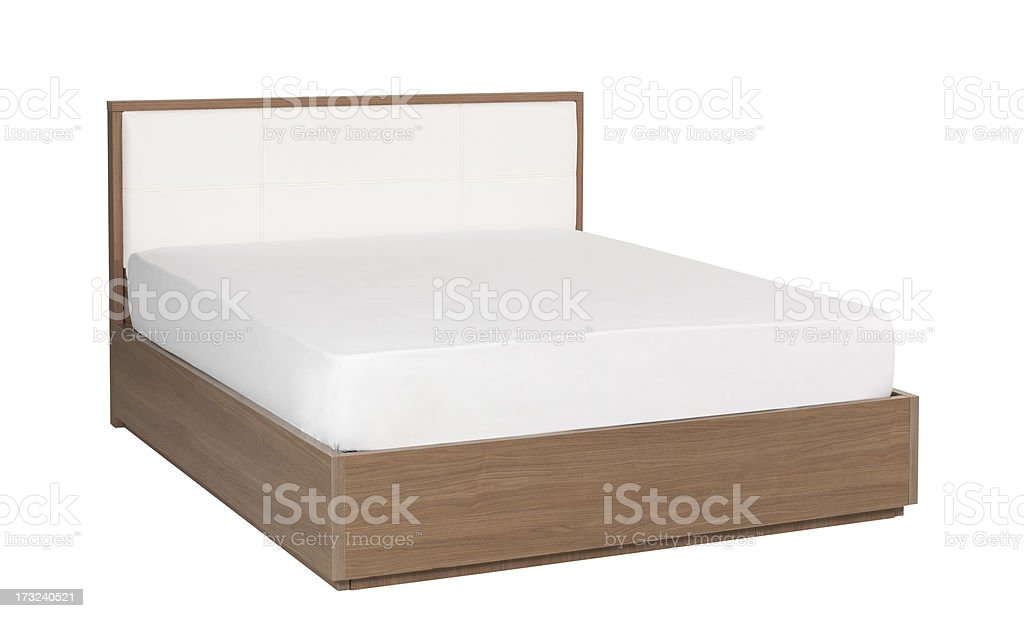Furniture and mattress stock photo