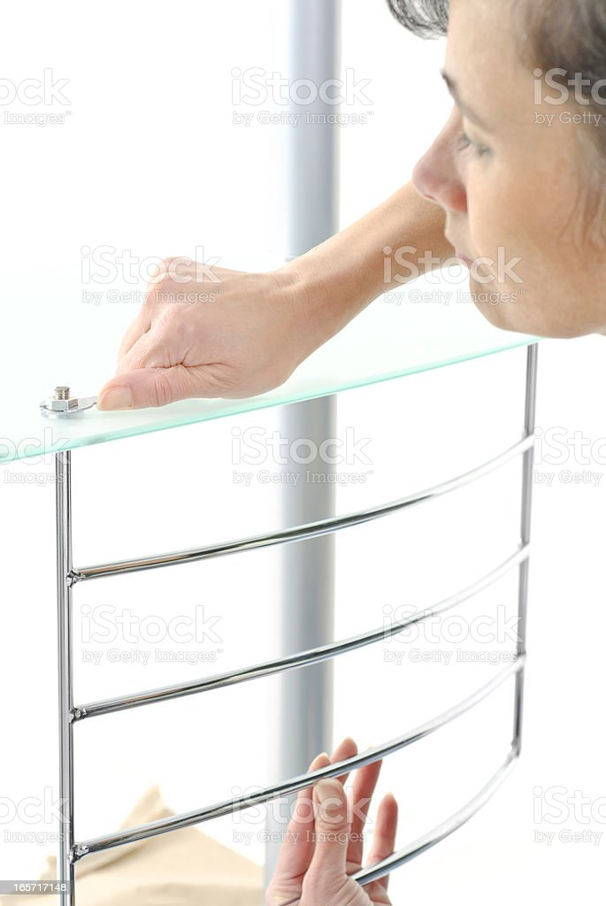 furniture construction royalty-free stock photo
