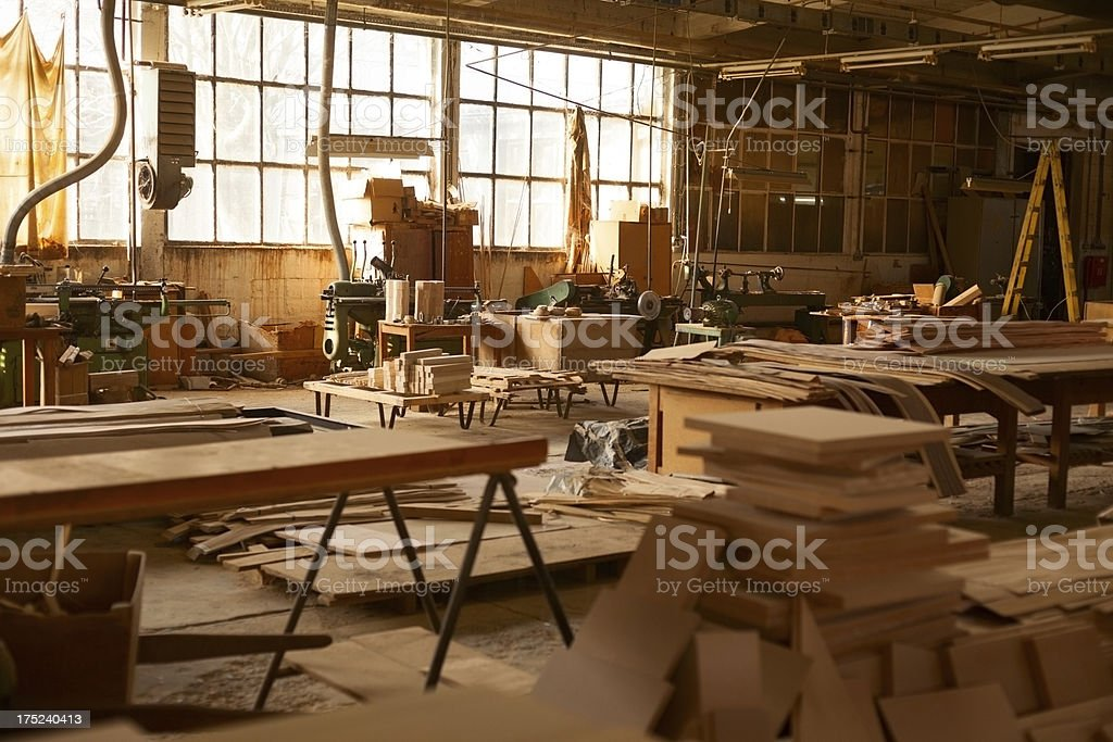 Usine de mobilier - Photo