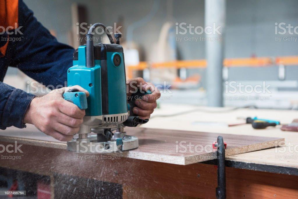 Möbel-Fertigungskonzept – Foto