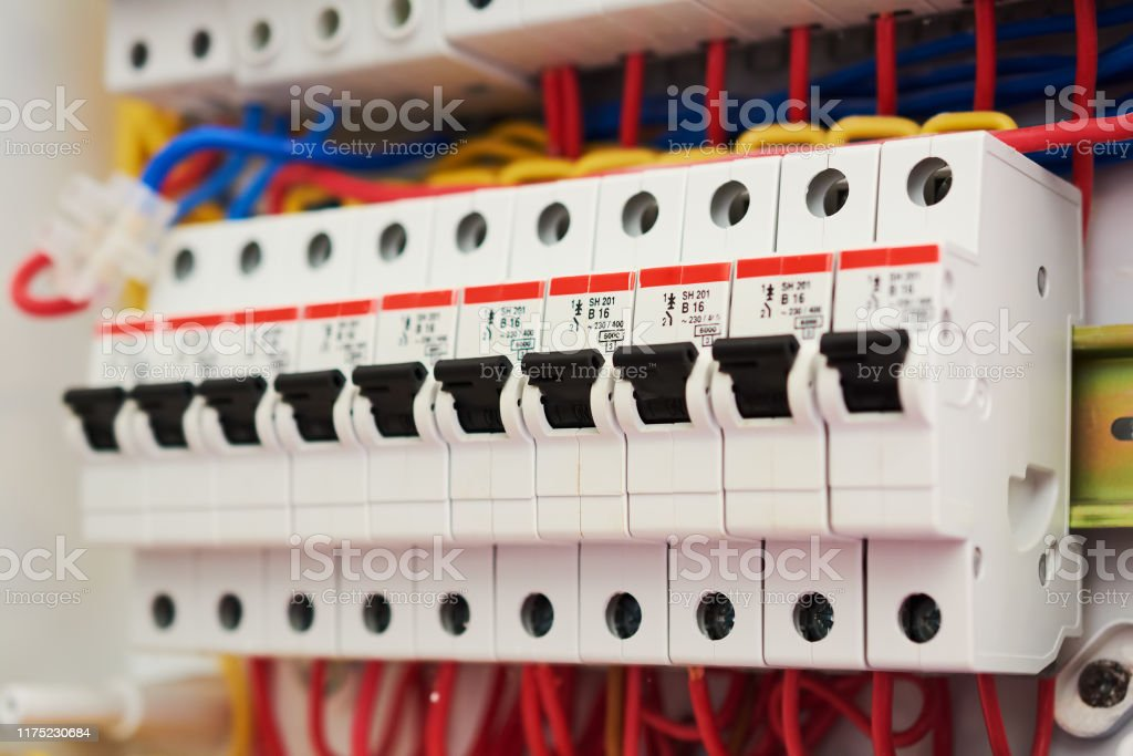 [DIAGRAM_1JK]  Fuse Box Power Supply Circuit Breakers Voltage Switchboard With Electric  Automatic Control Panel Electrical Switches Home Electrical Network Stock  Photo - Download Image Now - iStock | Power Fuse Box |  | iStock
