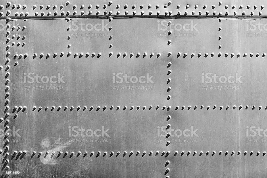 Fuselage Abstract stock photo
