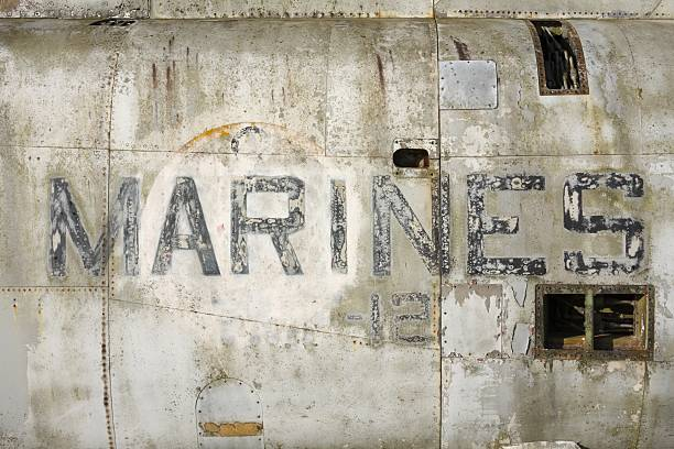 fuselage - marines stock photos and pictures