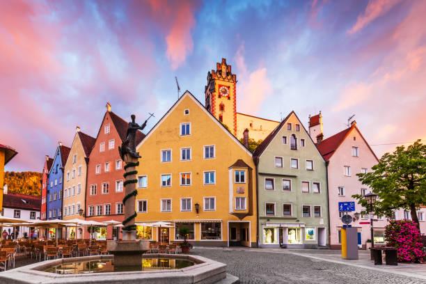 Fussen, Germany. – Foto