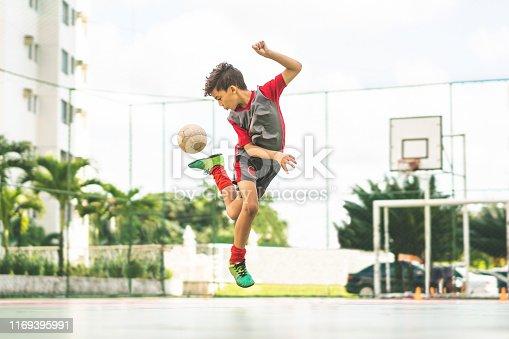 Soccer - Sport, Boys, Sport Court, Skill, Motion