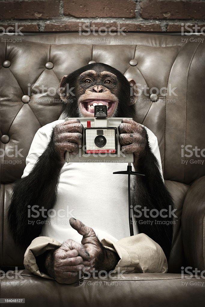 Futur photographer stock photo