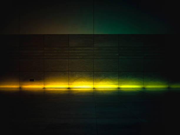 Zukünftiges abstraktes Computernetzwerk baut BACKGROUNDS – Foto