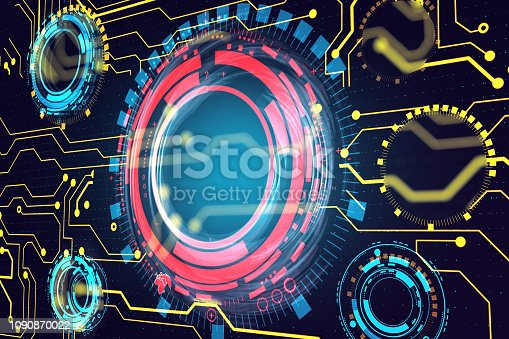 1177116437 istock photo Future and media concept 1090870022