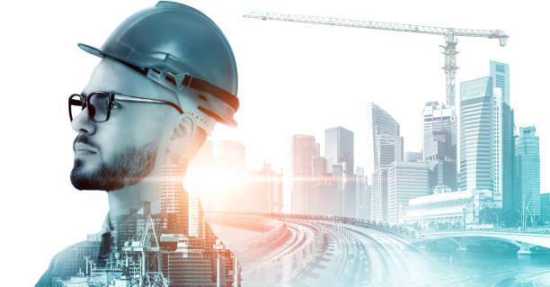 未來建築工程專案。 - future 個照片及圖片檔