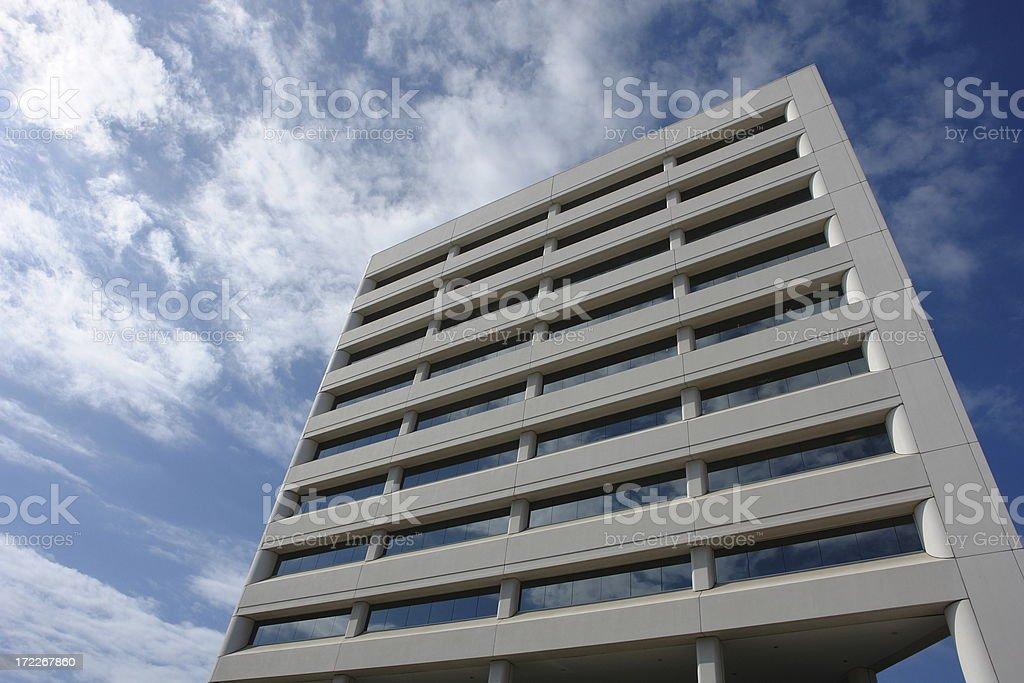 Future Building stock photo