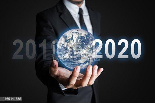917493152istockphoto Future business world 1169141585