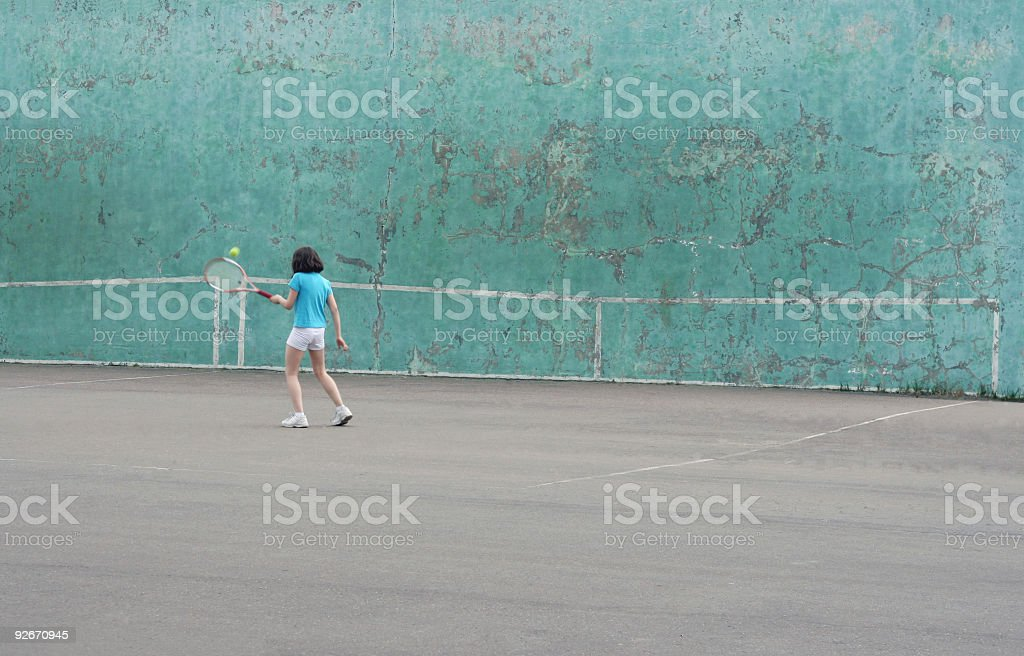 future champion royalty-free stock photo