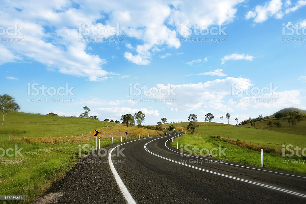Future Directions royalty-free stock photo