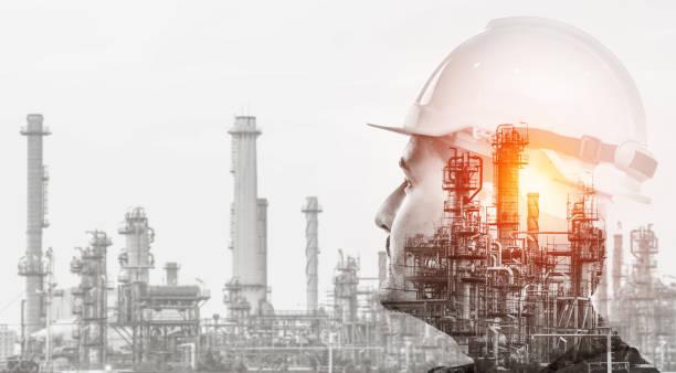 未來工廠和能源行業理念。 - future 個照片及圖片檔