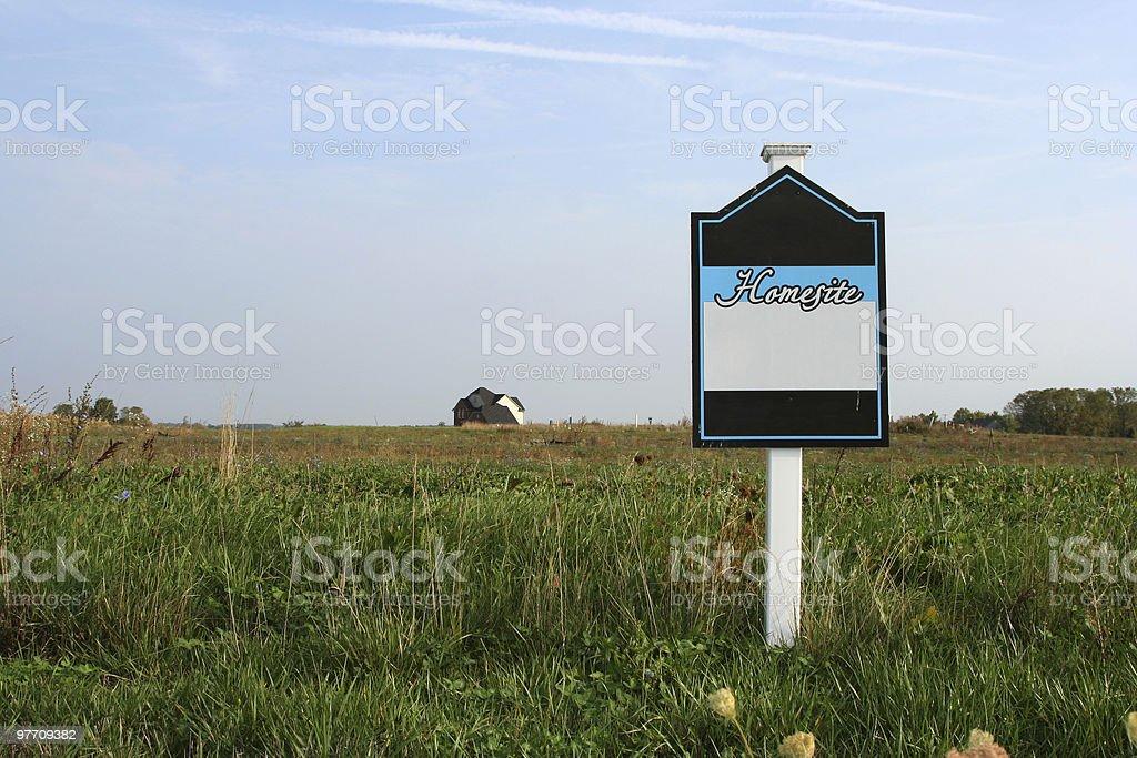 Future Home stock photo