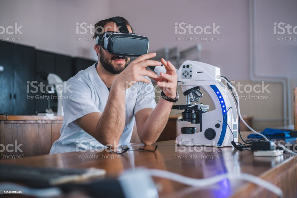 Future is here stock photo