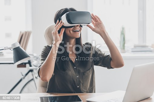 istock Future is right now. 624617308