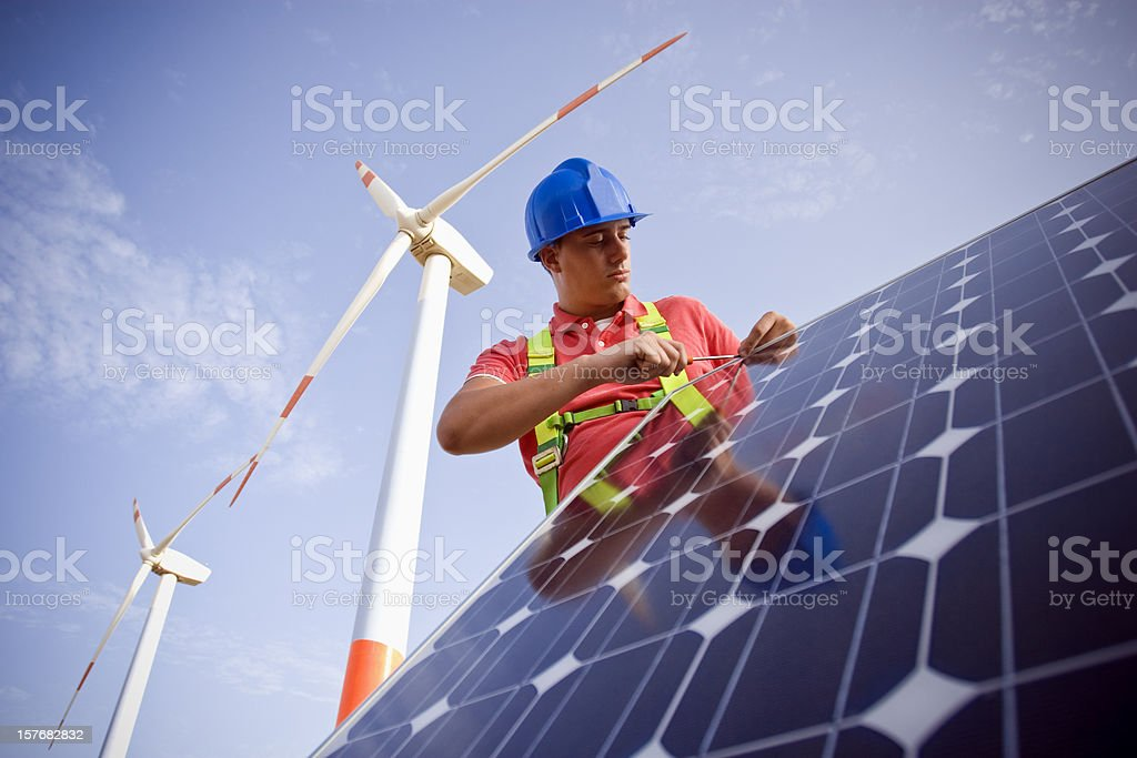 Future jobs royalty-free stock photo