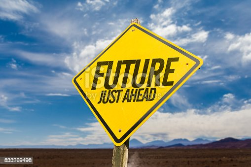 1081389658 istock photo Future Just Ahead 833269498