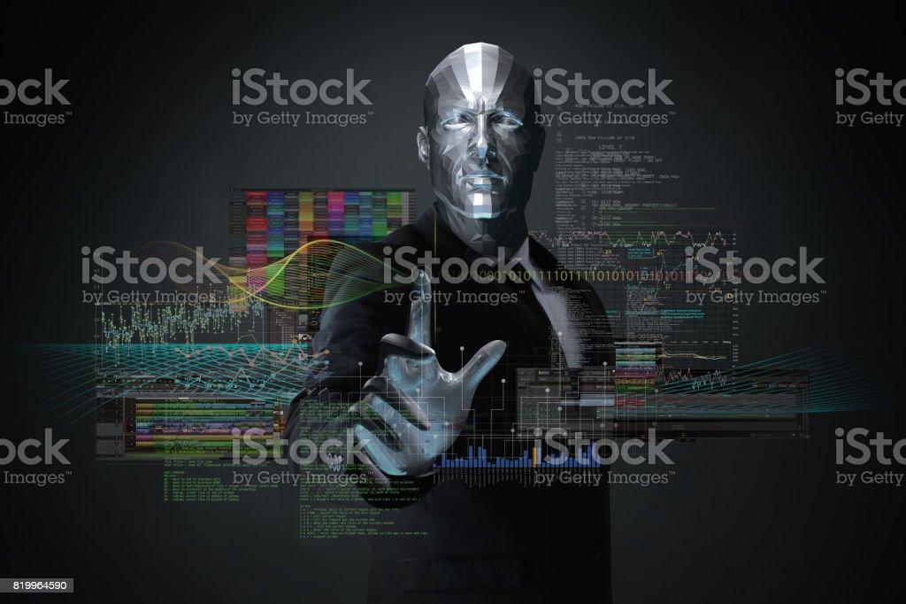 Zukunft der beiden Cyborgs – Foto