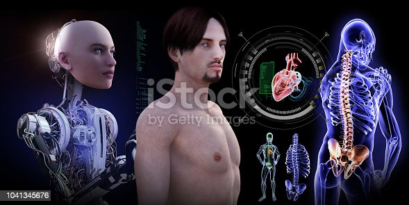 istock Future of The Health Industry 1041345676