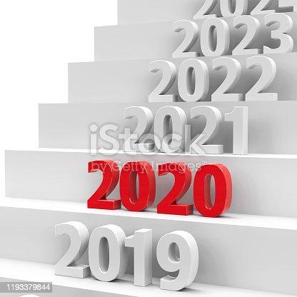 1078175310 istock photo 2020 future pedestal #2 1193379844