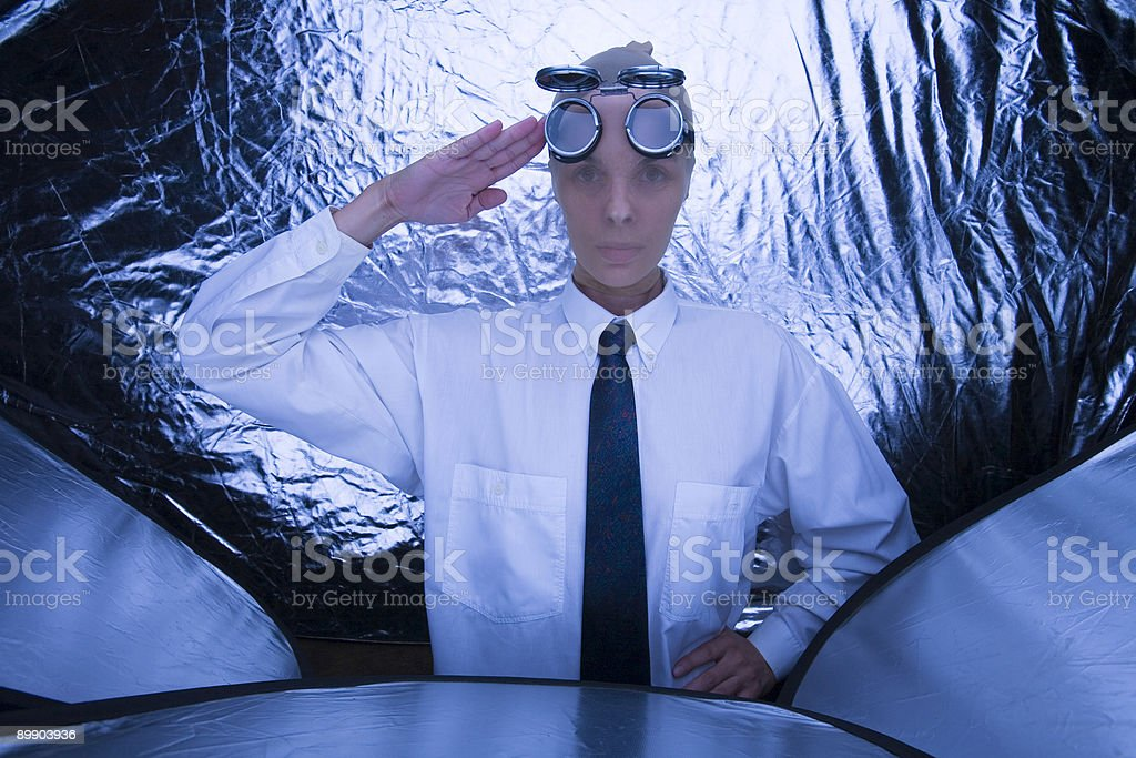 Future ready royalty-free stock photo
