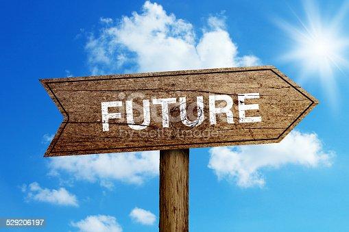 954712506istockphoto Future Road Sign 529206197