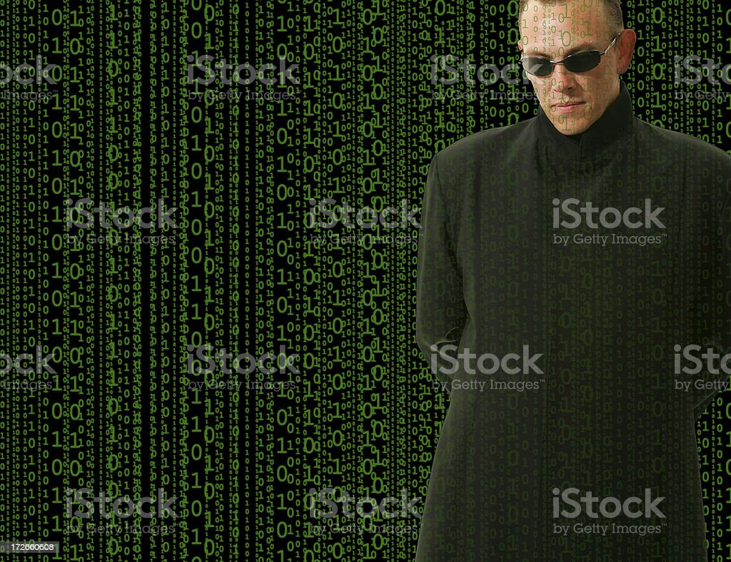 Future's End royalty-free stock photo