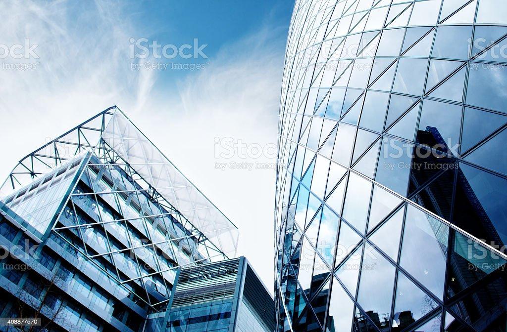 Futuristic Architecture stock photo