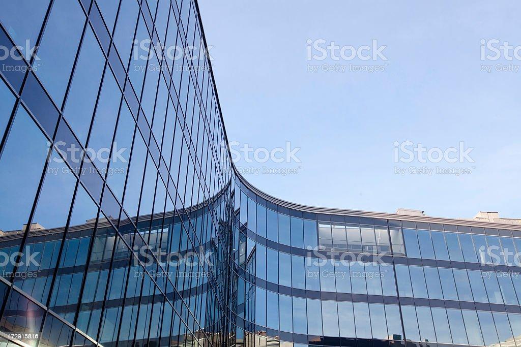 Futuristische Architektur - Lizenzfrei 2015 Stock-Foto