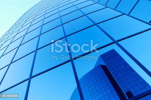 istock futuristic building 91250329