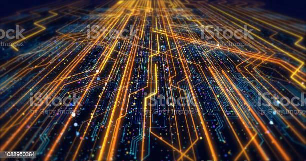 Futuristic circuit board render with bokeh effects picture id1088950364?b=1&k=6&m=1088950364&s=612x612&h=tczpffu3lxkdnyee6j9kee5minrdebmcaji6hsehivc=