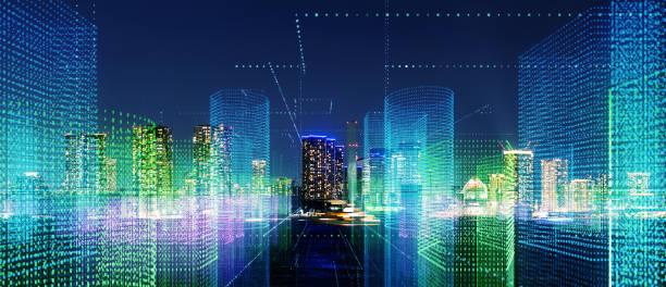 Futuristic city concept picture id1129543876?b=1&k=6&m=1129543876&s=612x612&w=0&h=43pmw70ngzauuk5ce7h4vpw7b9nw3 nvnqvygutkjme=