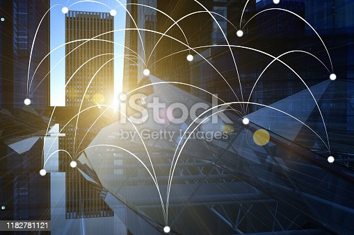 1013969318istockphoto Futuristic City electromagnetic signals 1182781121