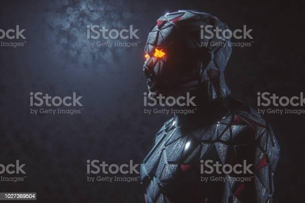 Futuristic cyborg picture id1027369504?b=1&k=6&m=1027369504&s=612x612&h=upcdolqfqmlumjp wf9p9wxshw5n7wgcn3srh642xds=