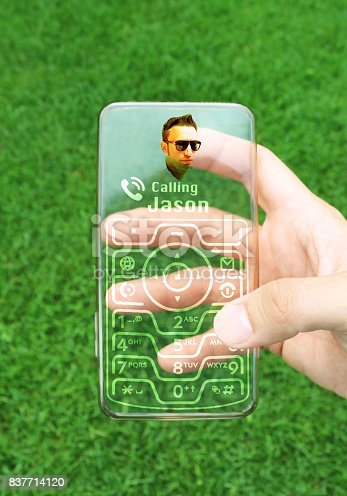499664303istockphoto Futuristic Dialing 837714120