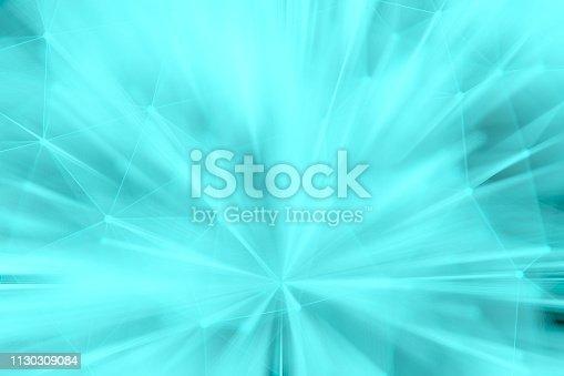 istock Futuristic digital blockchain background 1130309084